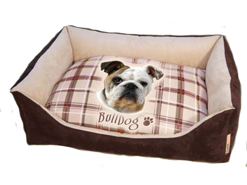 Cuccia divanetto bulldog cuccia per amore - Cuccia per cani interno ...