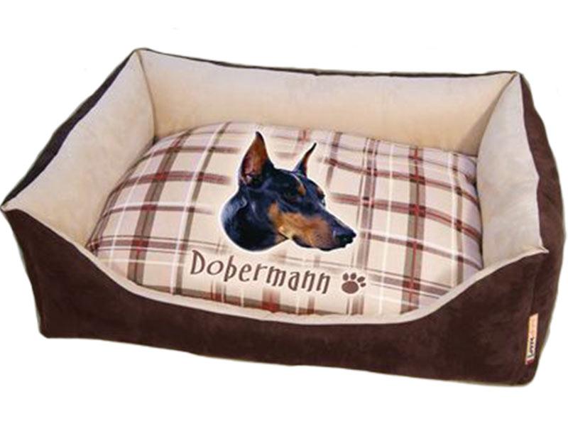 Cuccia divano dobermann cuccia per amore for Divano per cani