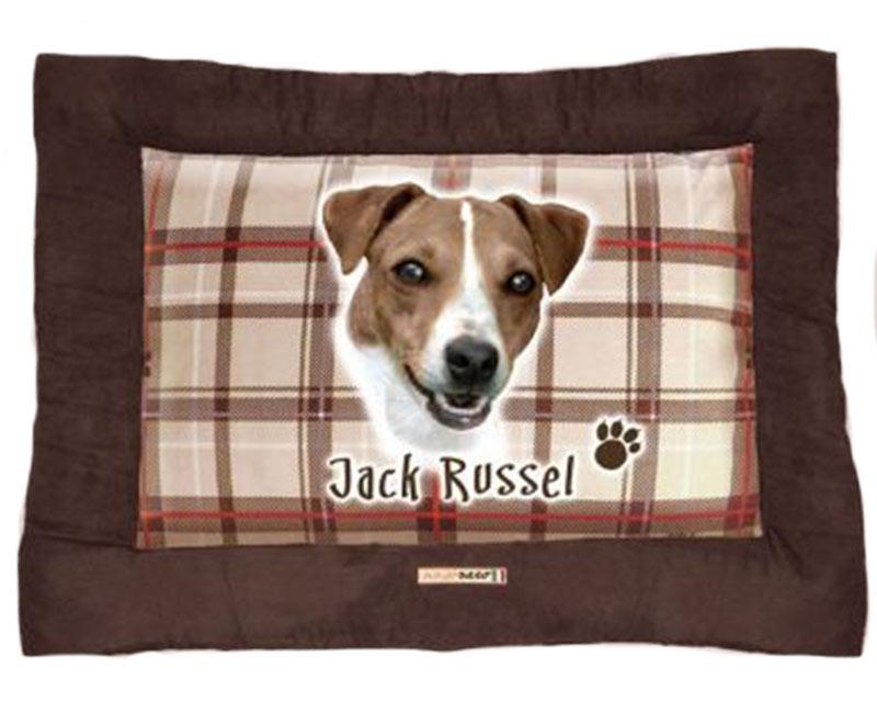 Tappeto per cani jack russel cuccia amore