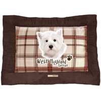 tappeto per cani West Highland Terrier